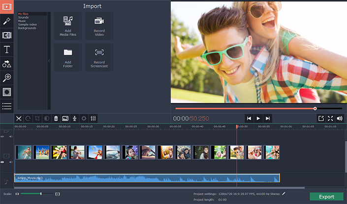 wondershare video editor for android